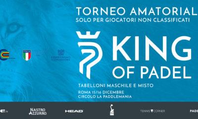 King of Padel Roma