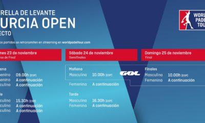 Murcia Open 2018
