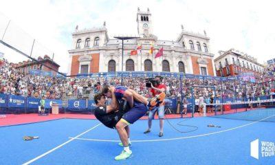 Lebron e Paquito vincono il Valladolid master