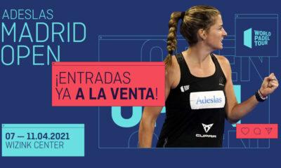 Madrid Open 2021
